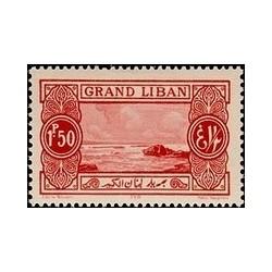 Gd Liban N° 056 N *