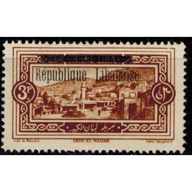 Gd Liban N° 089 N *