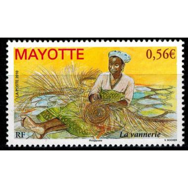 Mayotte N° 233 Neuf **