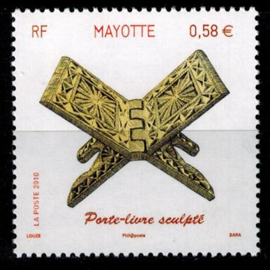 Mayotte N° 237 Neuf **