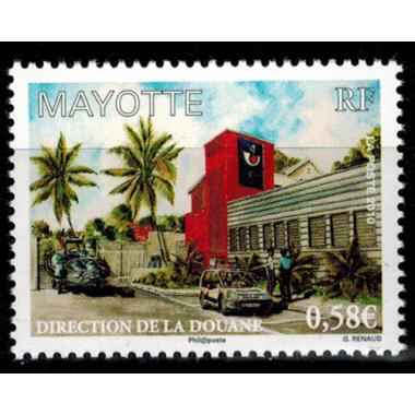 Mayotte N° 239 Neuf **