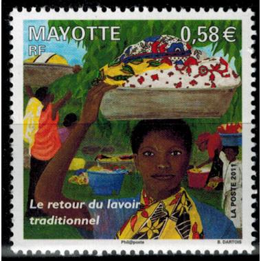 Mayotte N° 247 Neuf **