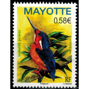 Mayotte N° 249 Neuf **