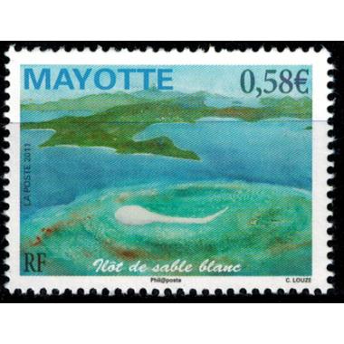Mayotte N° 250 Neuf **
