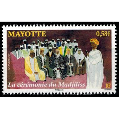 Mayotte N° 251 Neuf **