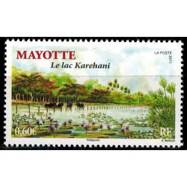 Mayotte N° 254 Neuf **