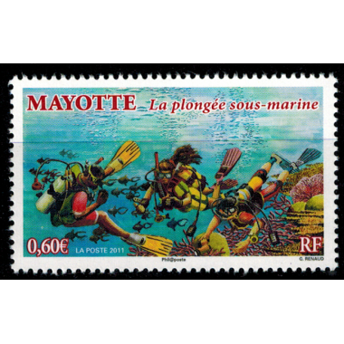 Mayotte N° 255 Neuf **