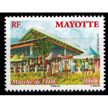 Mayotte N° 256 Neuf **