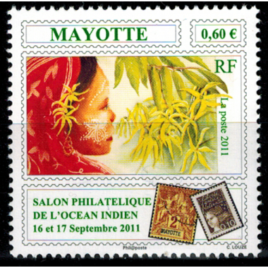Mayotte N° 258 Neuf **