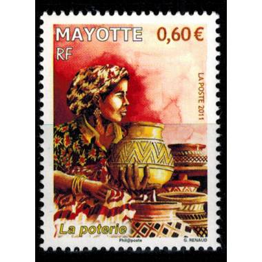 Mayotte N° 260 Neuf **