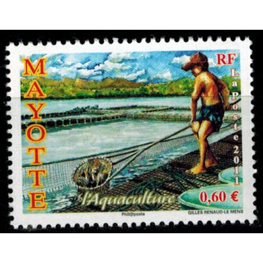 Mayotte N° 261 Neuf **