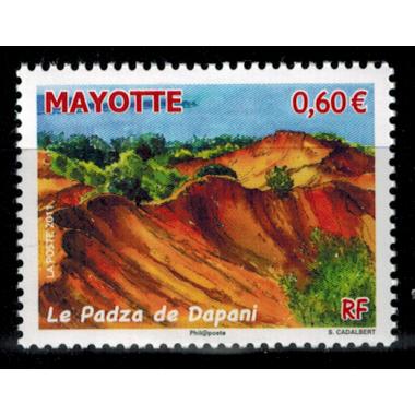 Mayotte N° 262 Neuf **