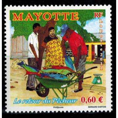 Mayotte N° 263 Neuf **