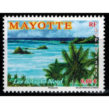Mayotte N° 264 Neuf **