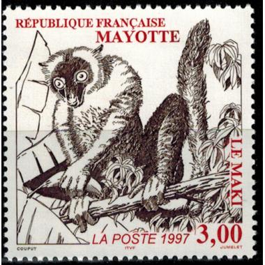 Mayotte N° 046 Neuf **
