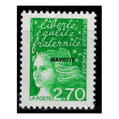 Mayotte N° 048 Neuf **