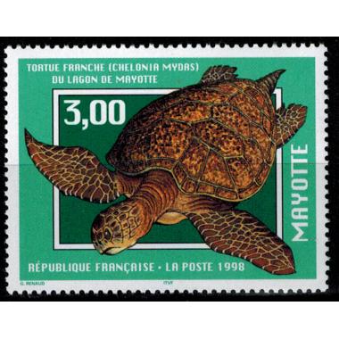 Mayotte N° 052 Neuf **