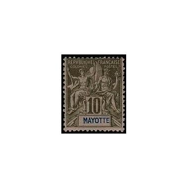 Mayotte N° 005 Obli