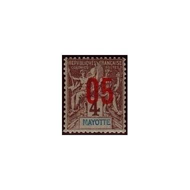 Mayotte N° 022 Obli