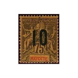 Mayotte N° 030 Obli
