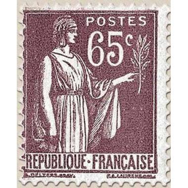 FR N° 284 Obl