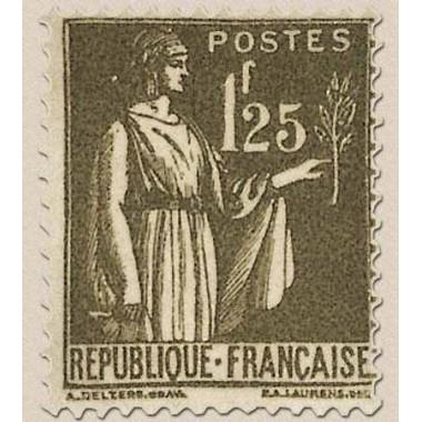 FR N° 287 Obl