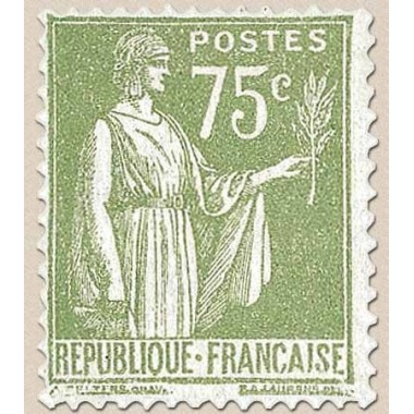FR N° 284A Oblit