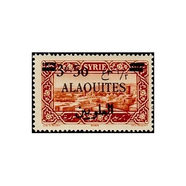 Alaouites N° 35 N*