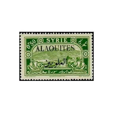 Alaouites N° 24 Obli