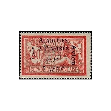 Alaouites N° pa01 Obli
