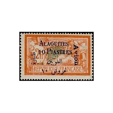 Alaouites N° pa04 Obli