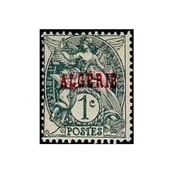 ALGERIE N° 002 Obli