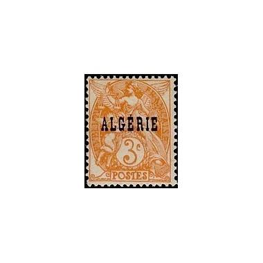ALGERIE N° 004 Obli