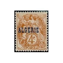 ALGERIE N° 005 Obli