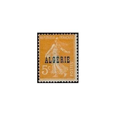 ALGERIE N° 007 Obli