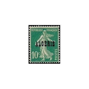 ALGERIE N° 008 Obli