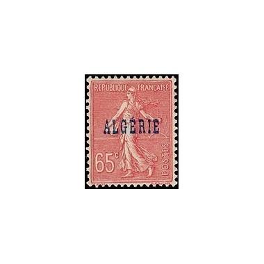ALGERIE Obli N° 025
