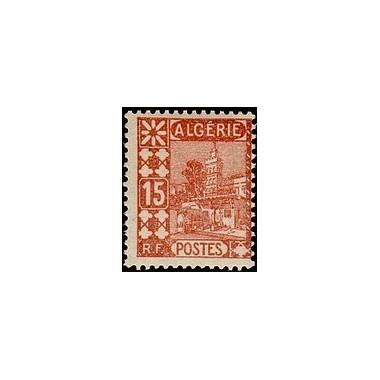ALGERIE N° 039 Obli
