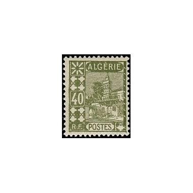ALGERIE N° 045 Obli