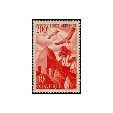 ALGERIE  N° PA11 Obli