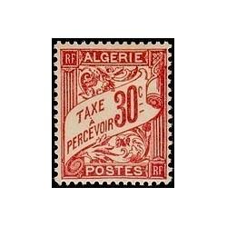 ALGERIE Taxe N° 05 N **