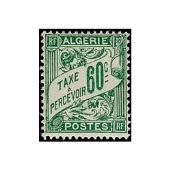 ALGERIE Taxe N° 08 N **