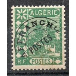 Algerie Preo N° 011 N **