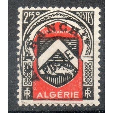 Algerie Preo N° 015 N **