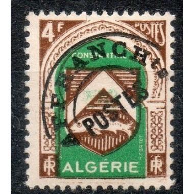 Algerie Preo N° 016 N **