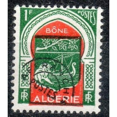 Algerie Preo N° 017 N **