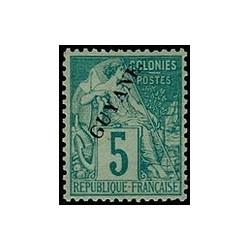 Guyane N° 019 N *