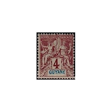 Guyane N° 032 N *
