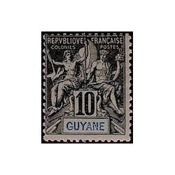 Guyane N° 034 N *