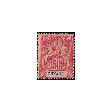 Guyane N° 040 N *